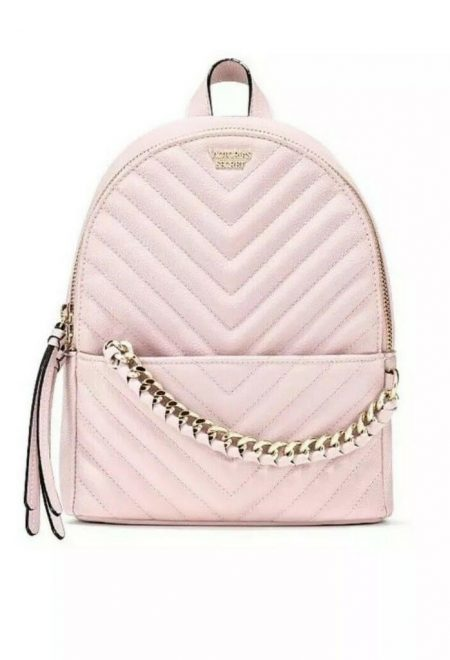 Riukzak Victoria's Secret City Backpack nezhno-rozovij