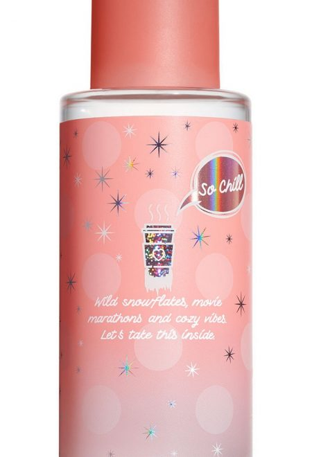 Sprej dlia tela Pink Warm&Cozy Chilled1