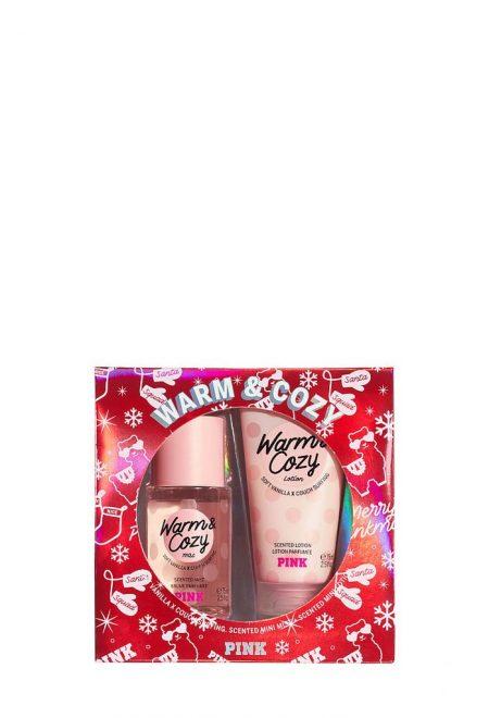 Mini nabor kosmetiki Pink Warm&Cozy