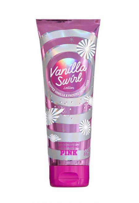 Losjon dlia tela Pink Vanilla Swirl