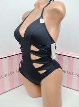 Kupalnik monokini Kenneth Cole dlia Victoria's Secret chernij push up 2