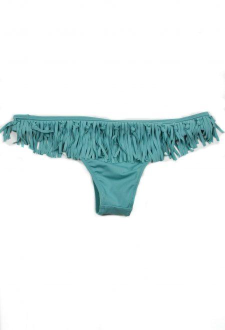 Plavki itsi s bahromoi Victoria's Secret sage green1