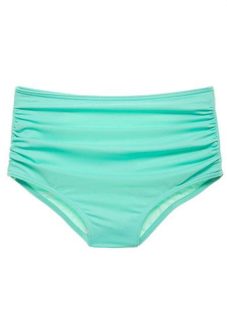 Visokie plavki Victoria's Secret seafoam glow