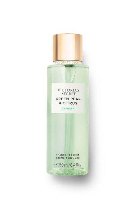 Sprej dlia tela Natural beauty Green Pear & Citrus