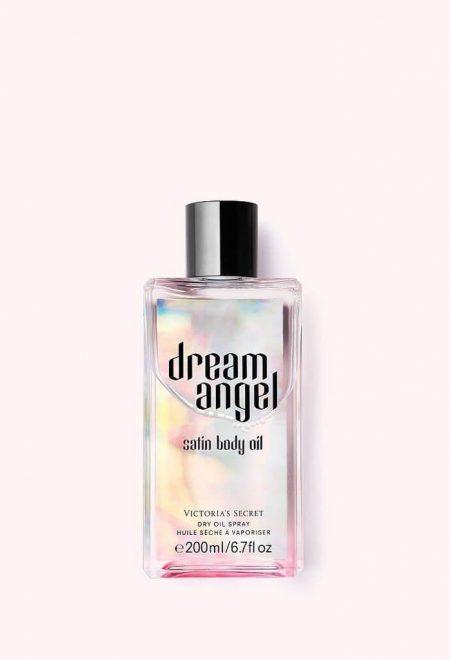 Sohoe maslo sprej dlia tela Dream Angel satin body oil