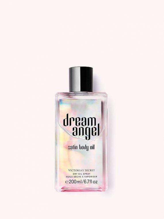 Sohoe maslo sprej dlia tela Dream Angel satin body oil