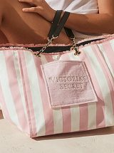 Sumka Victoria's Secret Angel City Tote rozovaia poloska1