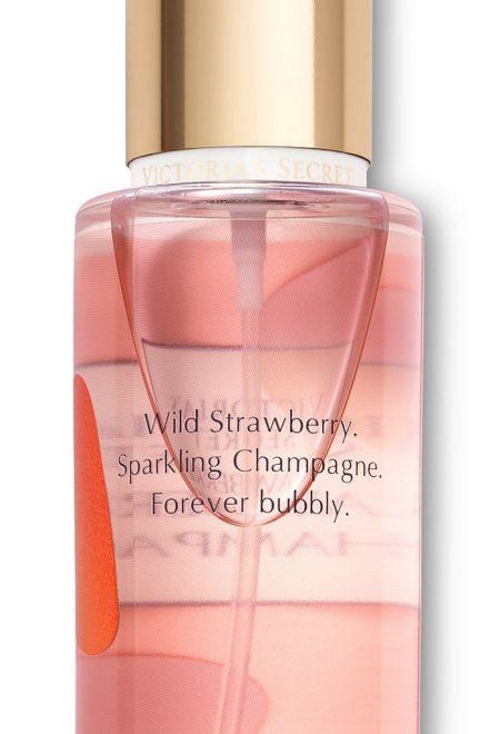 Sprej dlia tela Strawberries&Champagne1