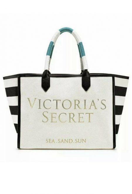 Sumka Victoria's Secret Angel City Tote ivory